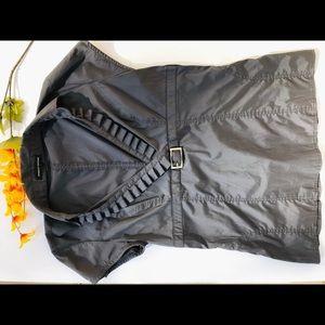 Express Design Studio Charcoal Women's Blouse
